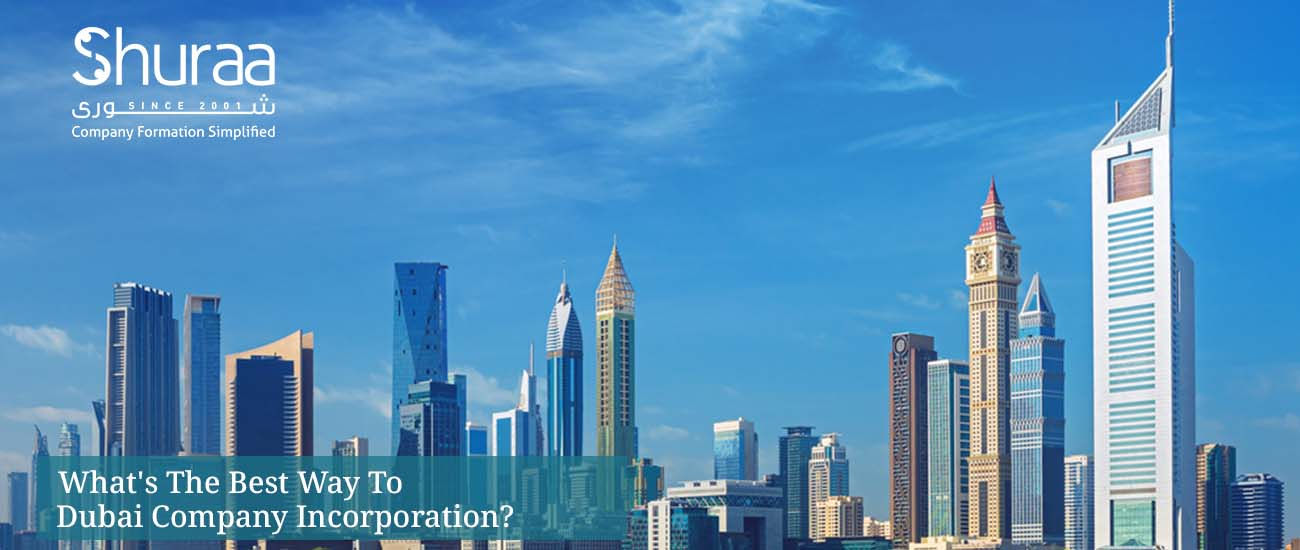 Dubai Company Incorporation