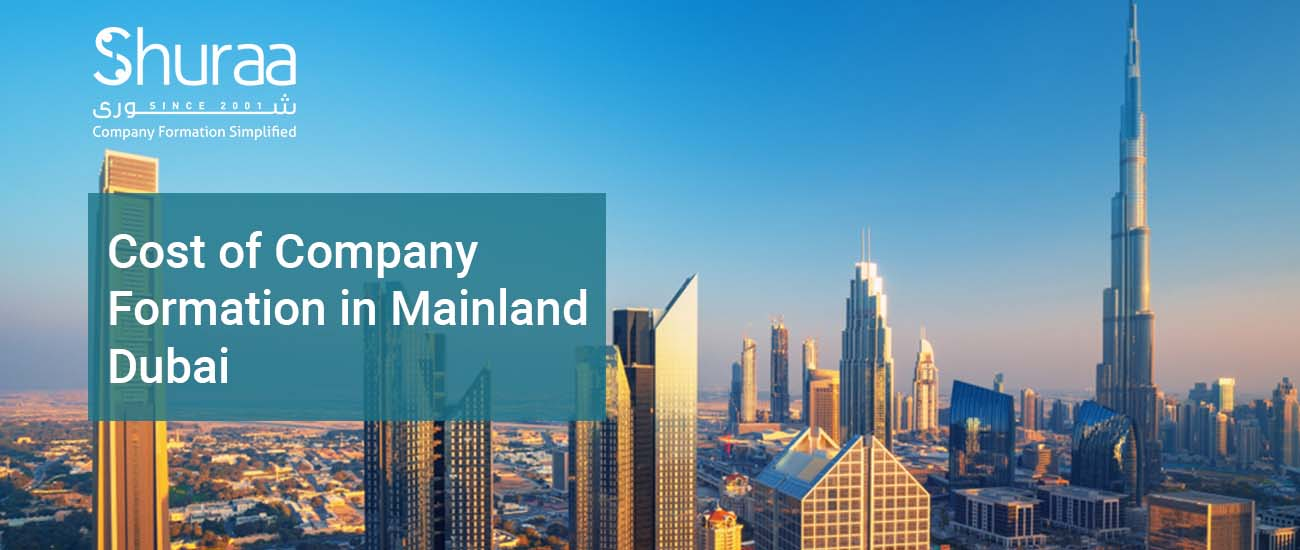 Company formation in Mainland Dubai