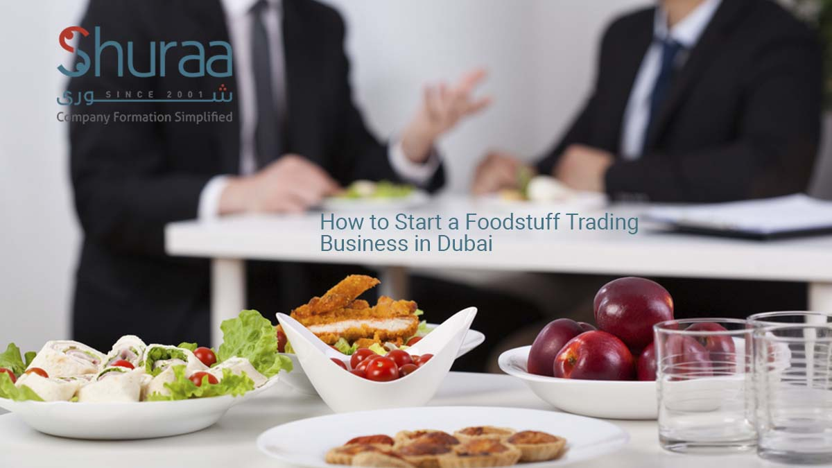 Foodstuff Trading Business in Dubai