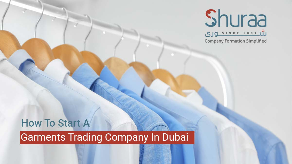 garment and textile business in Dubai
