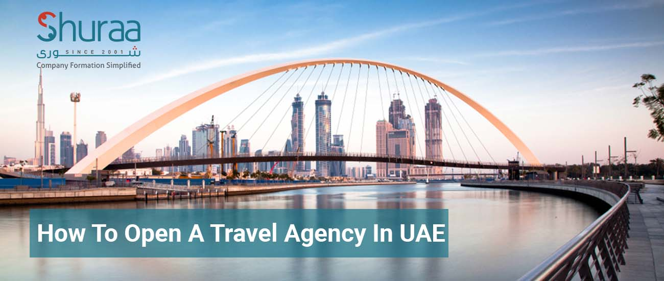 open a travel agency in Dubai