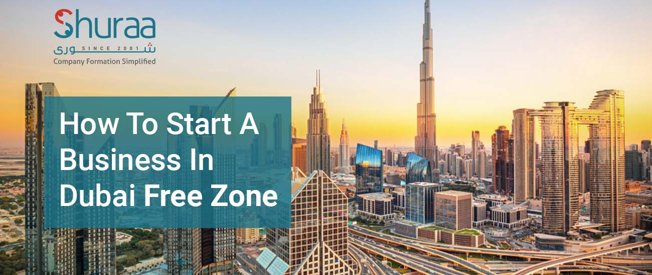 business in a Dubai free zone