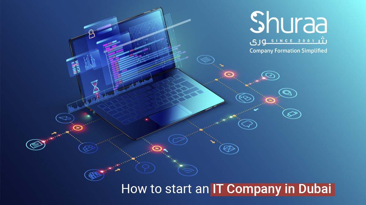 setting up IT Company in Dubai