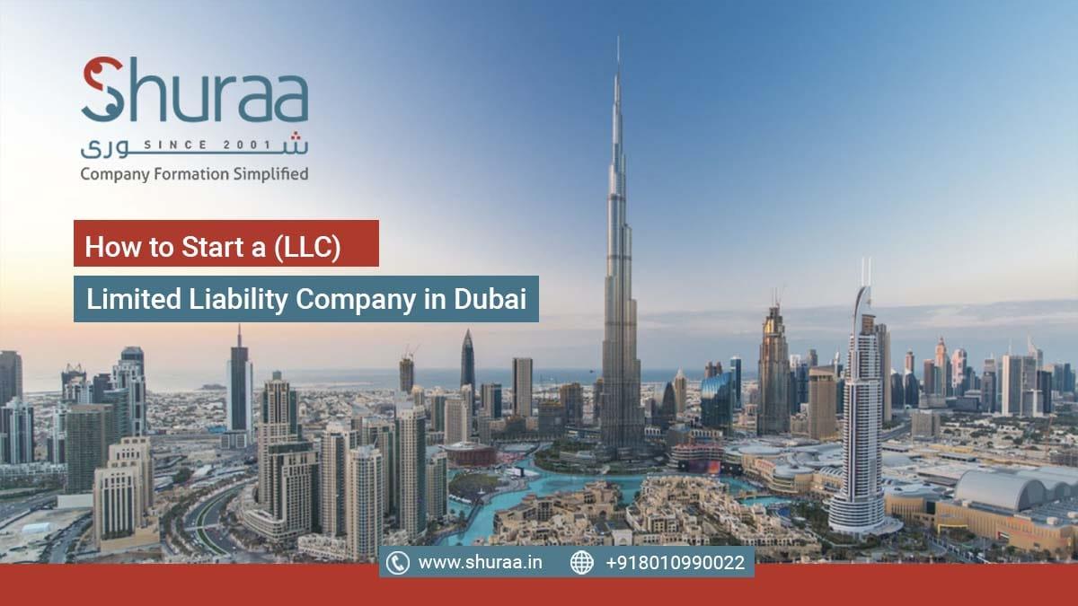 LLC Limited Liability Company Formation in Dubai