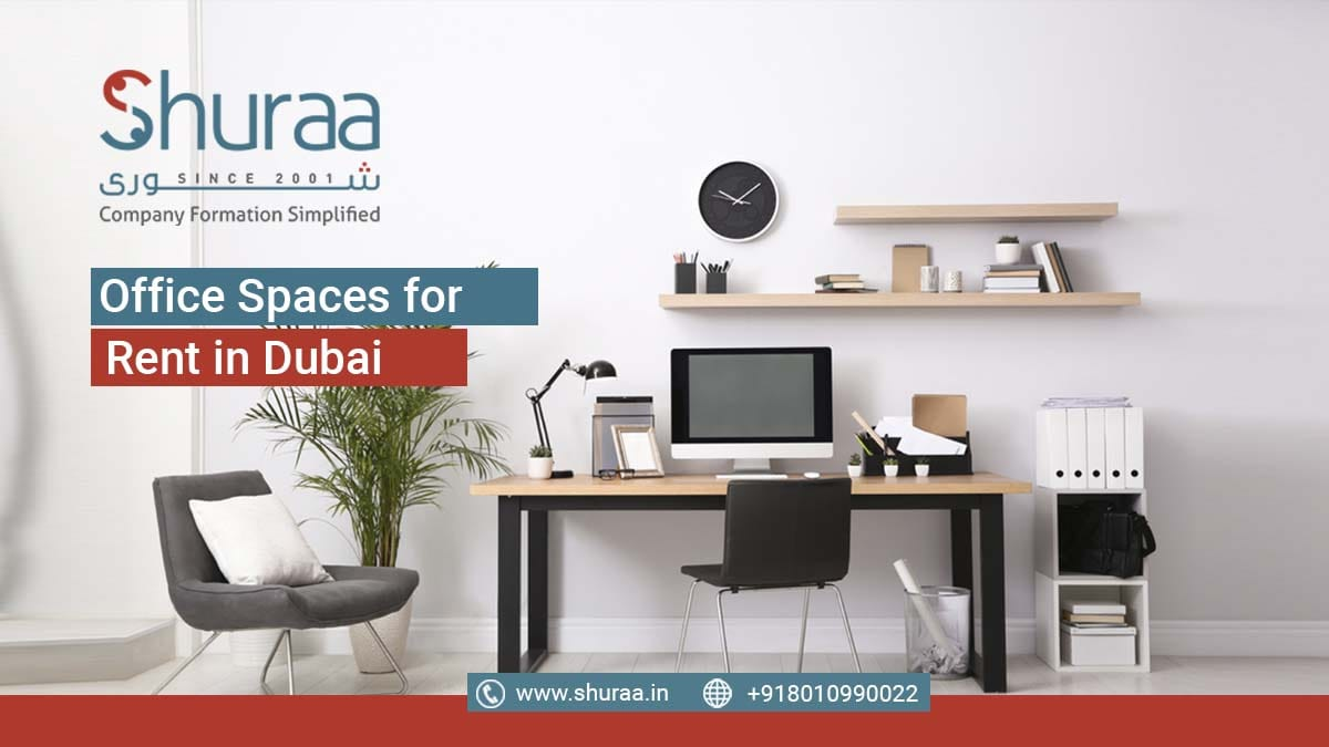 Office Spaces for rent in Dubai