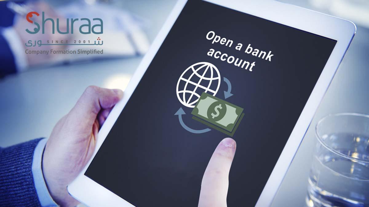 open bank account in Dubai