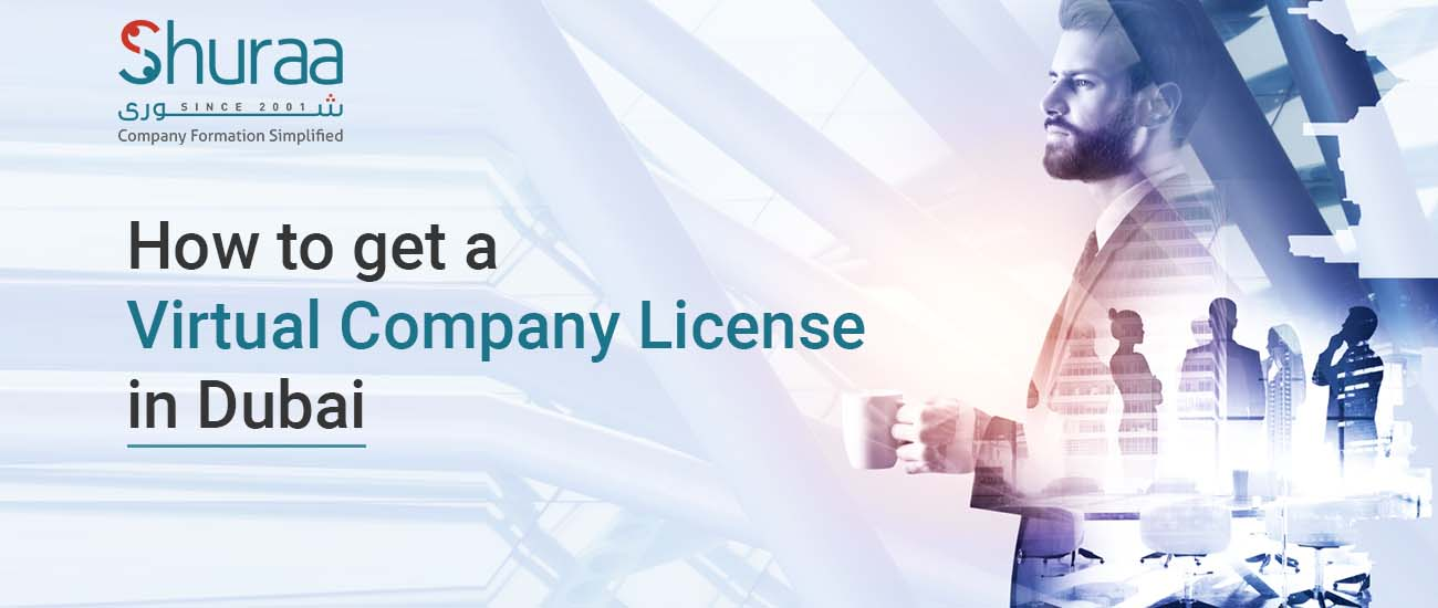 Virtual Company License in Dubai