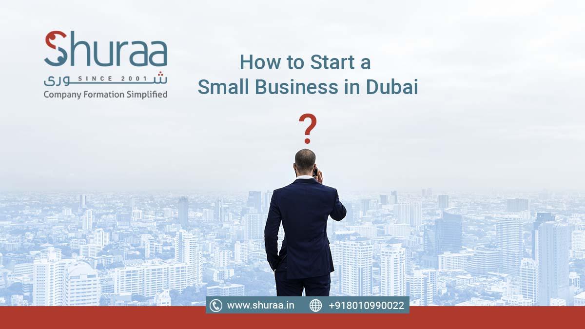 small business in Dubai