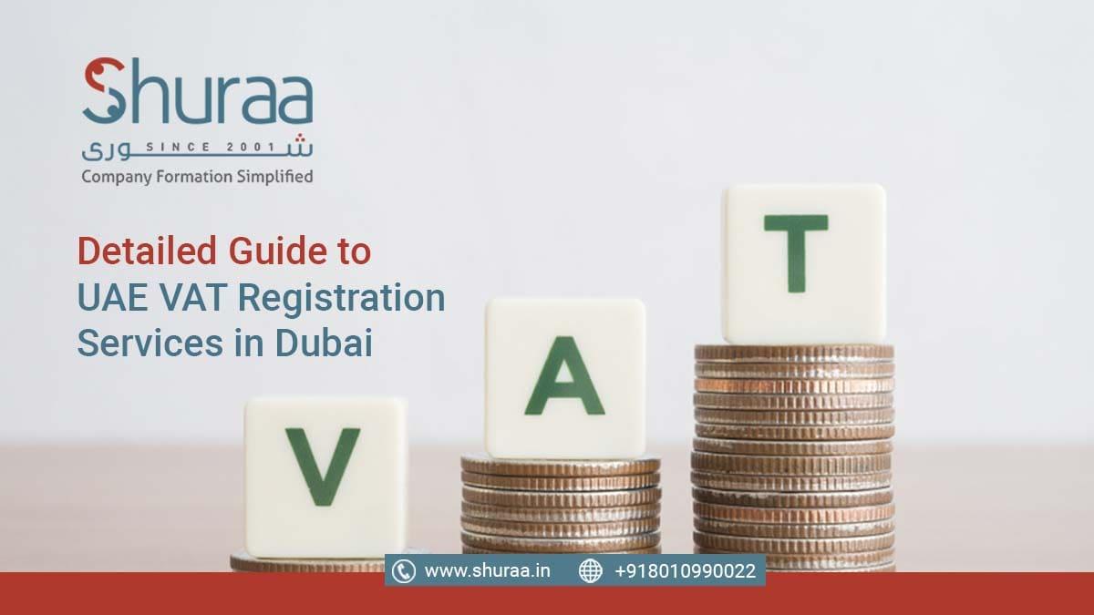 VAT Registration Services in Dubai