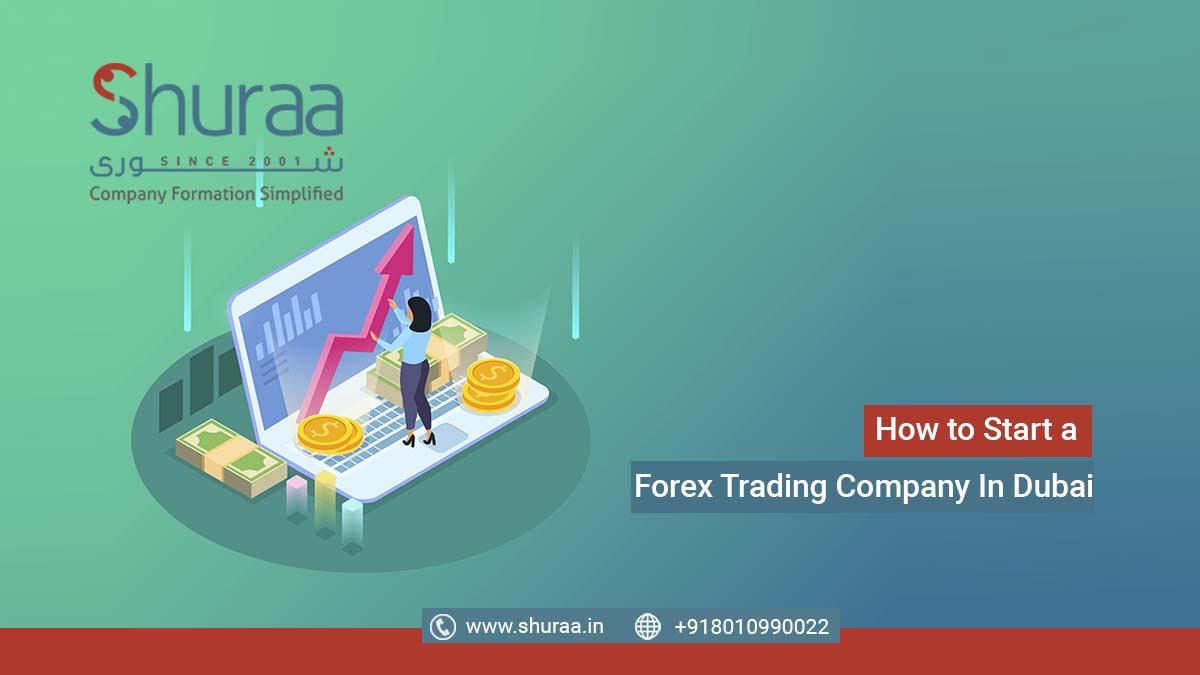 forex trading company in Dubai