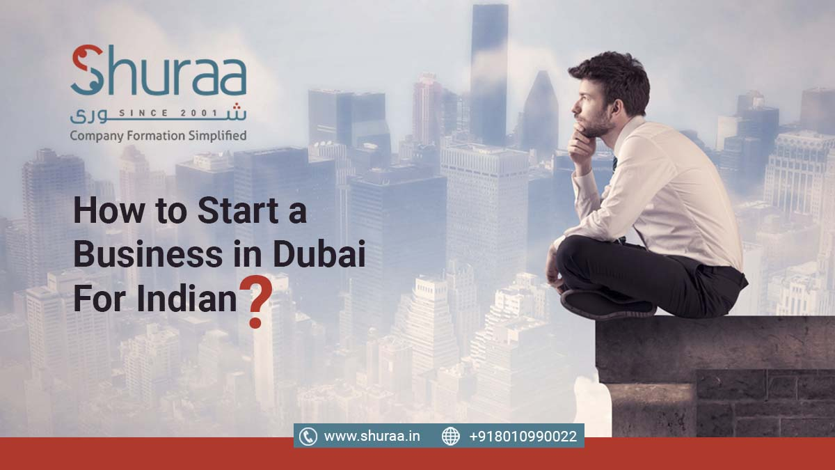 Business in Dubai for Indian