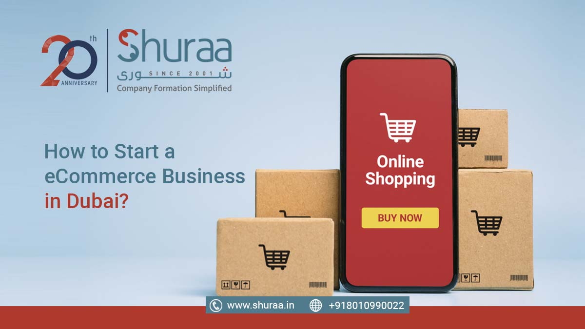 How to Start eCommerce Business in Dubai