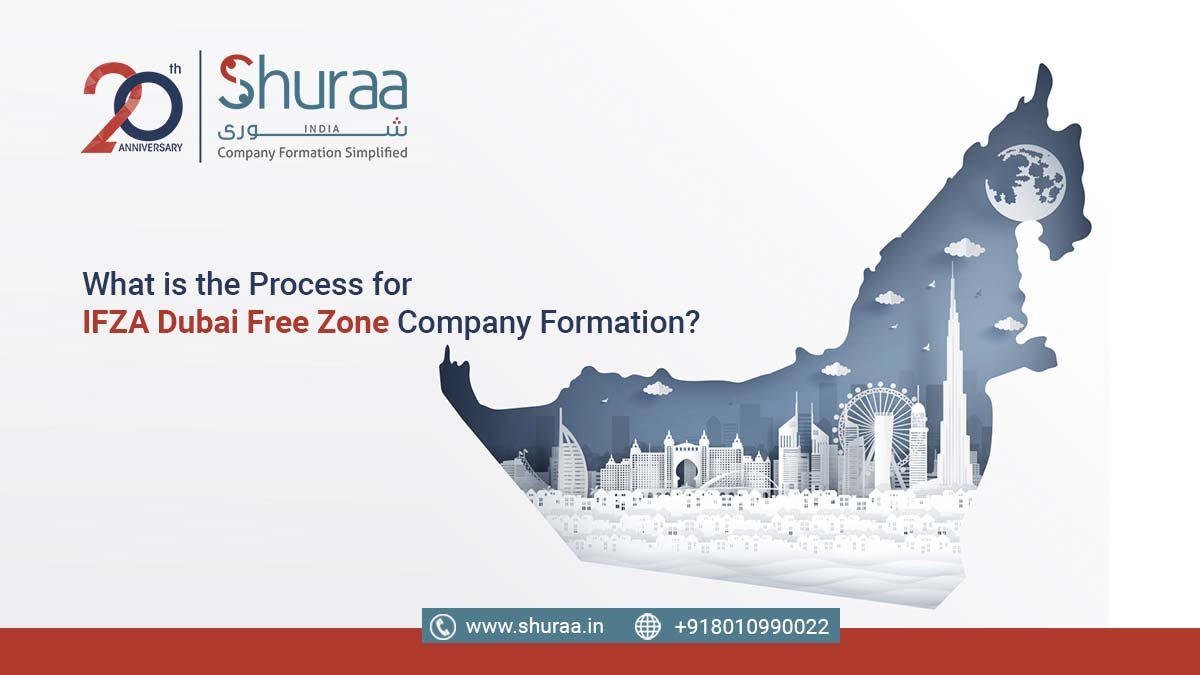 IFZA free zone company formation in Dubai