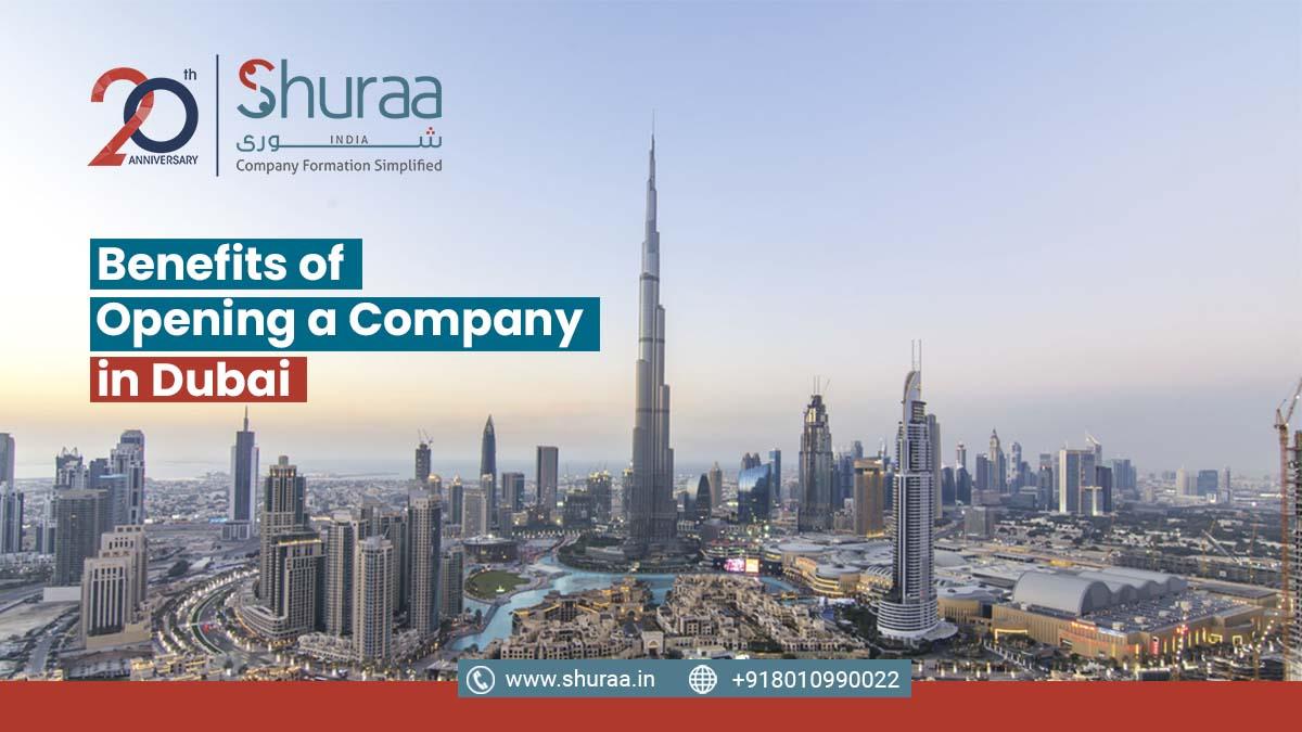 Opening a Company in Dubai